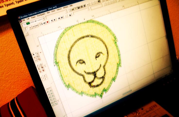 digital stitch